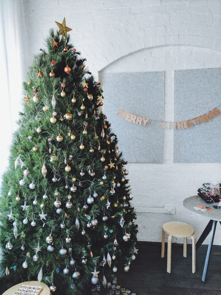 The Five Tips for Christmas Decorating